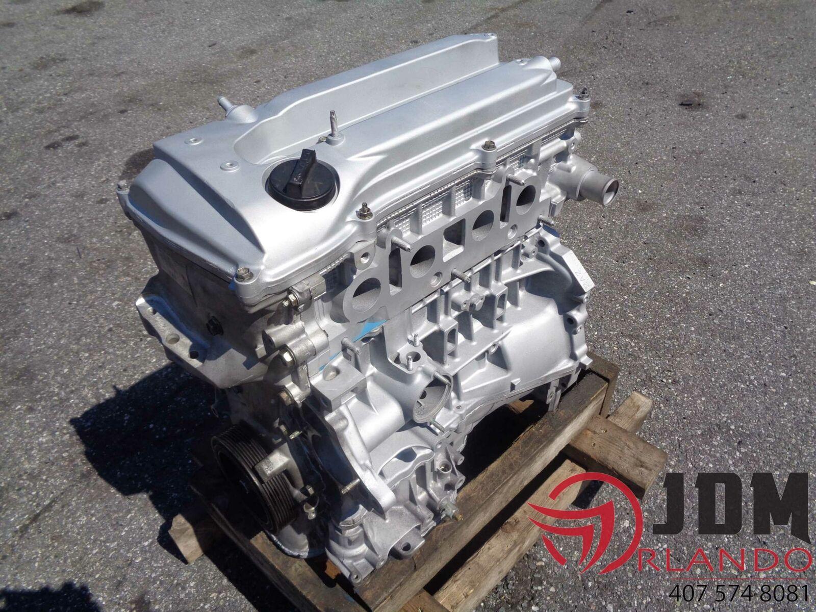 09-10 PONTIAC VIBE 2 4L 4 CYL RE-MANUFACTURED JDM ENGINE 2AZ-FE 2AZ
