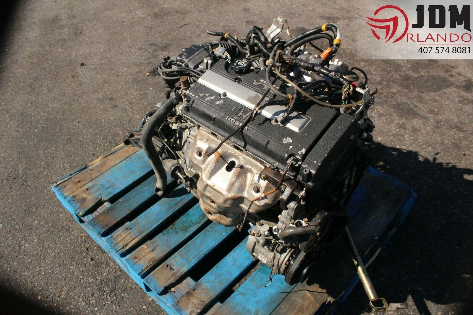 96-01 Honda Integra GSR 1 8L Vtec Engine LSD Transmission & ECU JDM B18C Y80