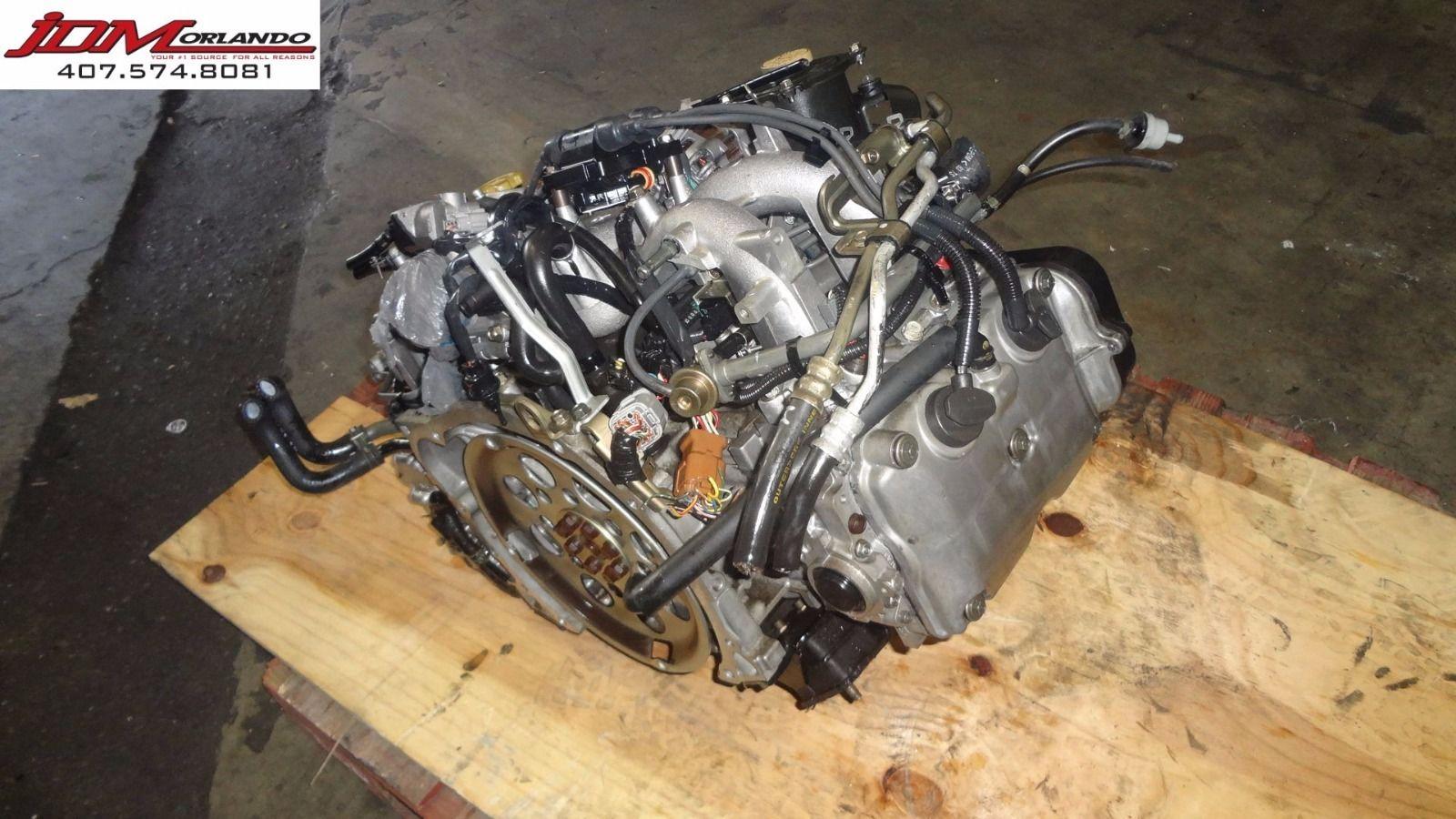 99-04 Subaru Legacy 2 0l Sohc H4 Replacement Engine JDM EJ251 EJ201