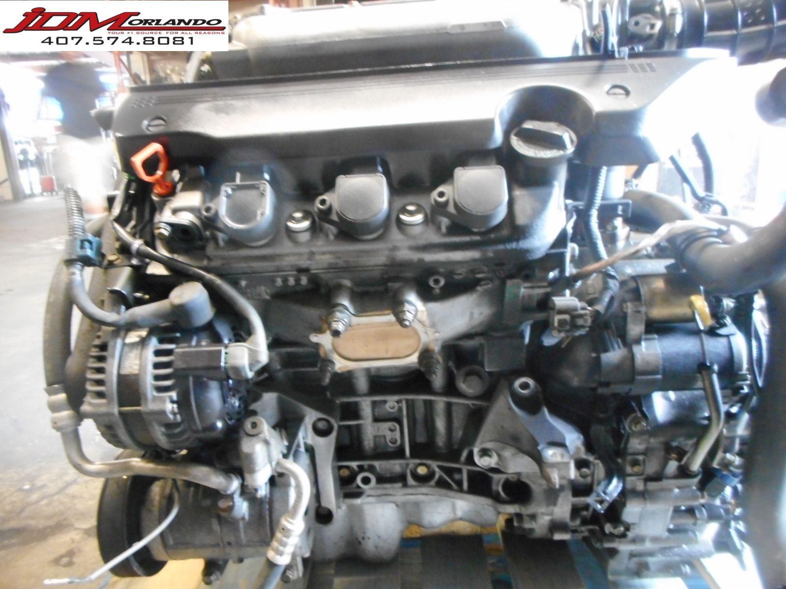 03 04 05 06 Acura Mdx 3.5l Sohc Vtec Engine JDM J35A