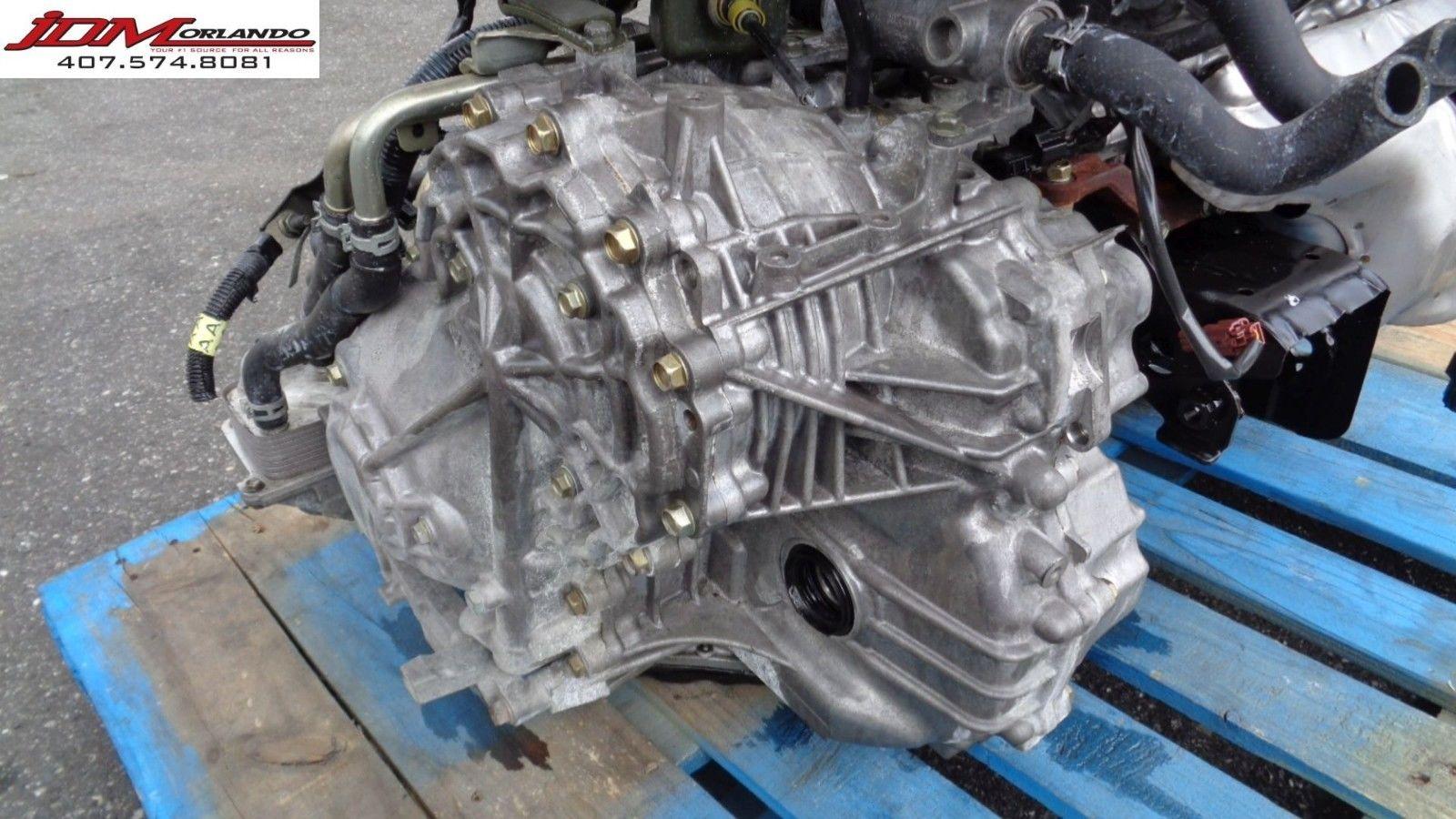 Nissan Murano Quest Maxima 3 5l V6 Fwd Cvt Transmission JDM VQ35DE
