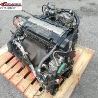 92 95 HONDA PRELUDE 22L DOHC VTEC ENGINE TRANSMISSION ECU JDM H22A