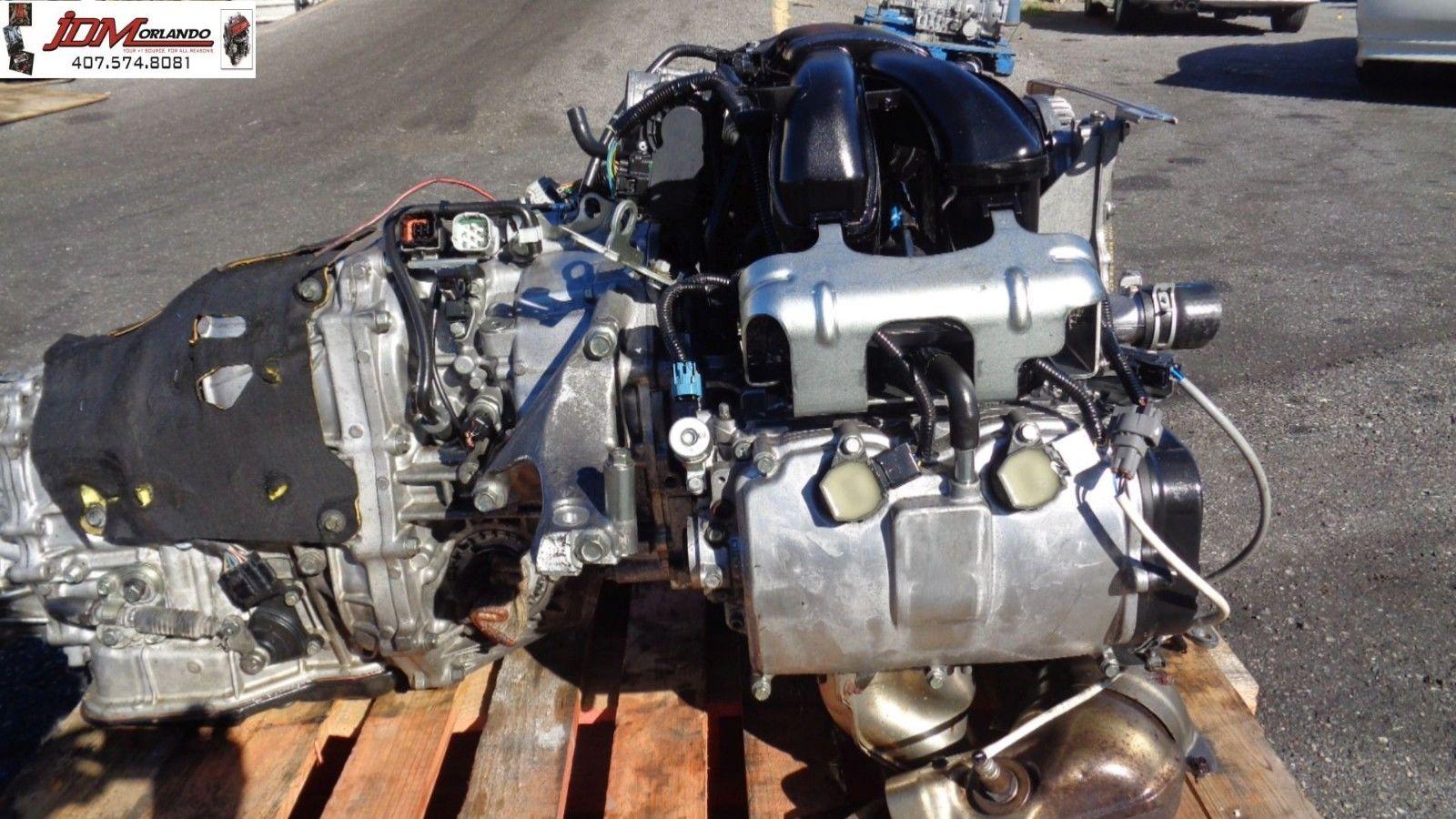 10-12 Subaru Outback 2 5l Sohc 4 Cylinder Engine JDM EJ253