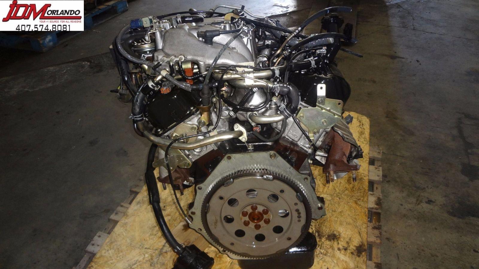 nissan xterra 3.3 l engine