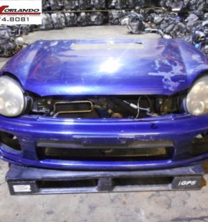 Front End Nose Cut Conversions Archives - JDM Orlando - Used