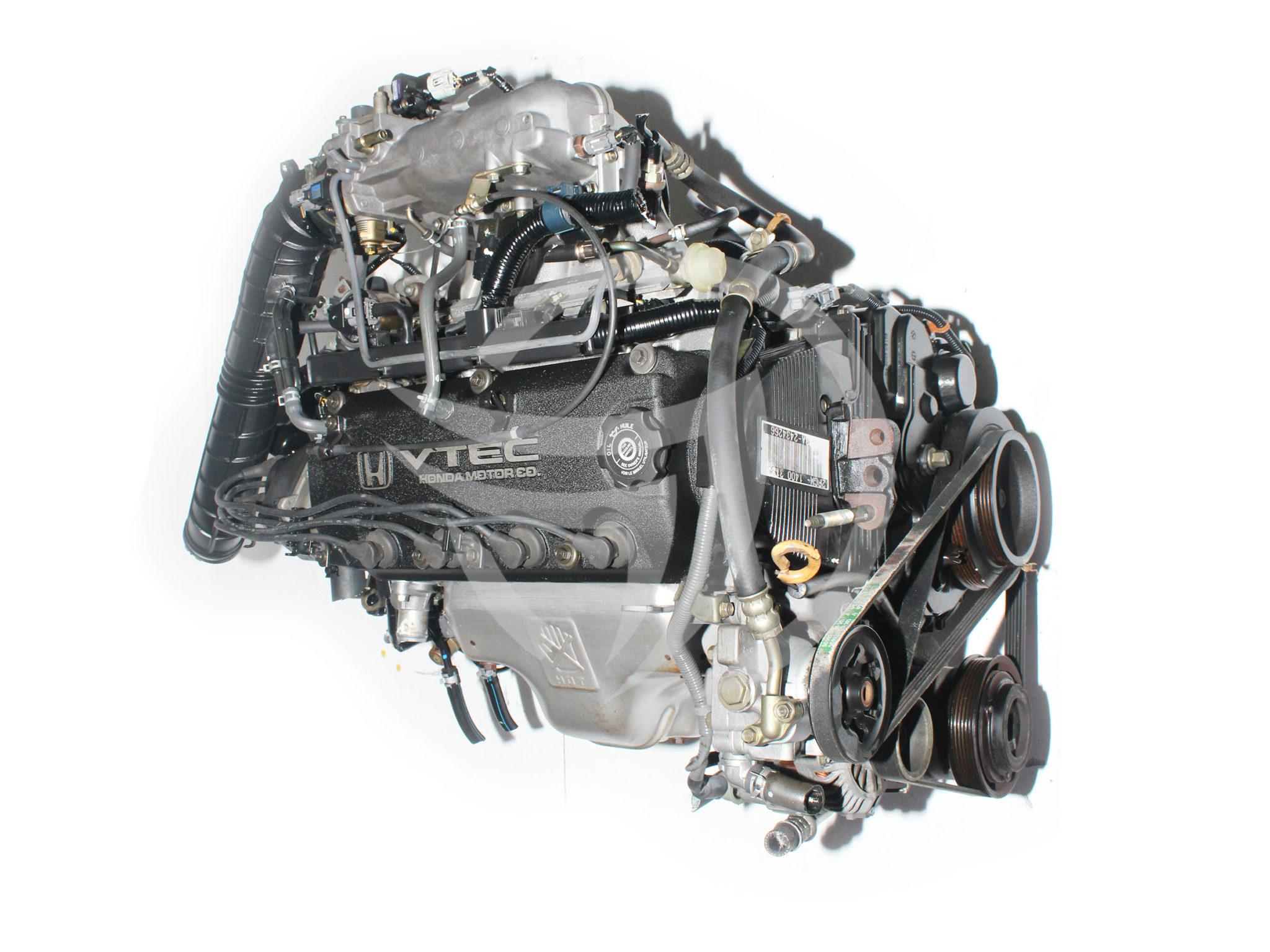 98-02 honda accord 2.3l sohc 4 cylinder vtec engine jdm f23a  jdm orlando