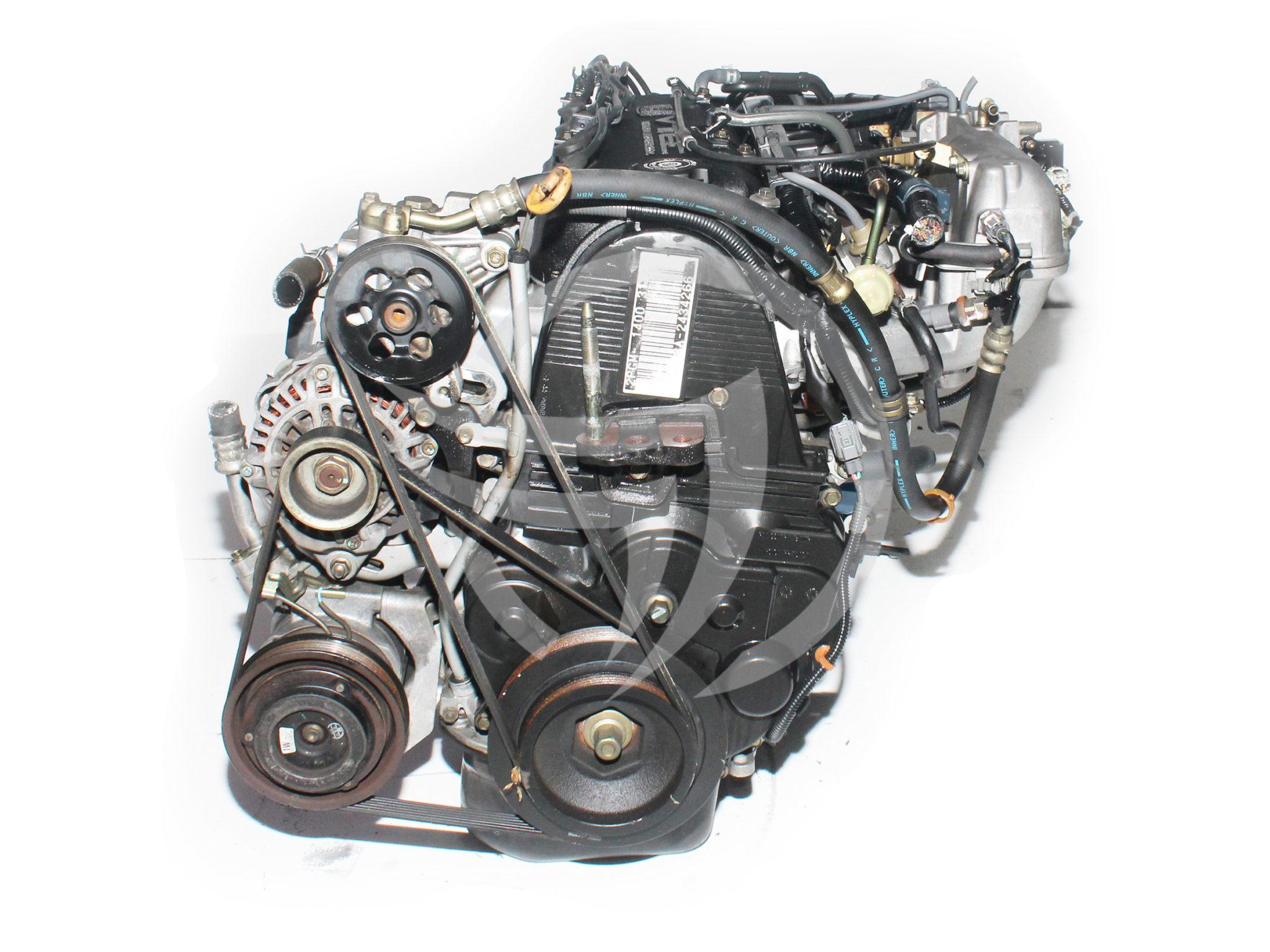 98 02 HONDA ACCORD F23A 2.3L SOHC VTEC AUTOMATIC TRANSMISSION JDM F23 AUTO TRANS