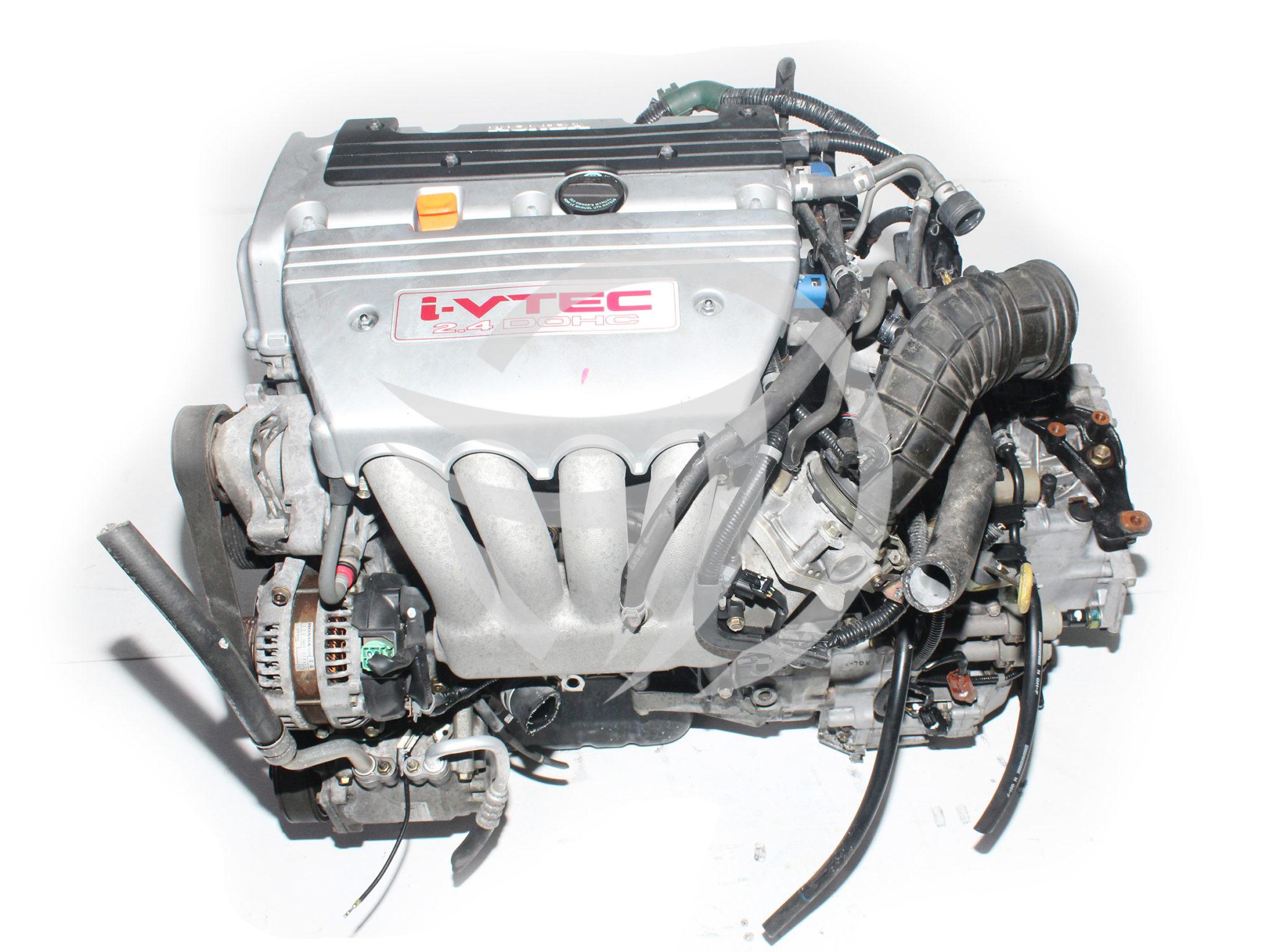 03 04 05 06 07 Acura Tsx 2 4l Dohc 4 Cylinder 3 Lobe I Vtec Engine Jdm K24a