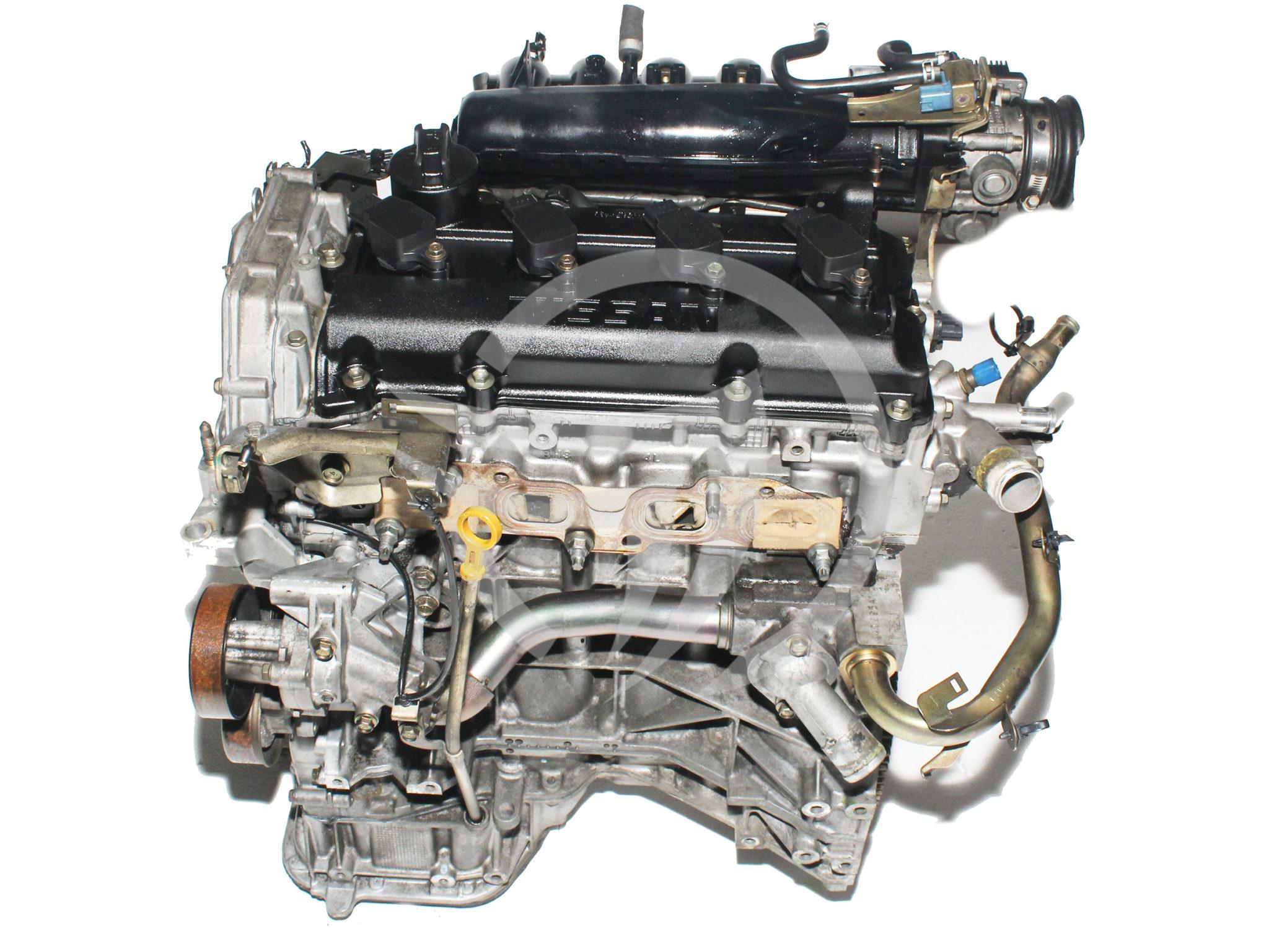 02-06 Nissan Altima 2 0l Twin Cam 4 Cylinder Replacement Engine JDM QR20DE