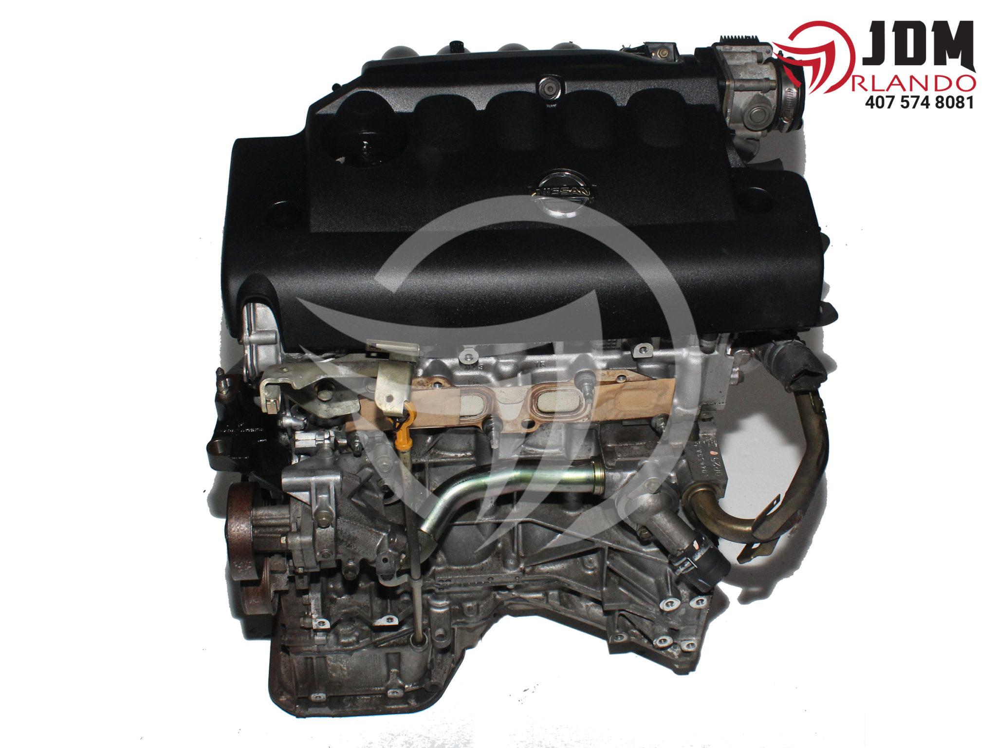 nissan altima  twin cam  cylinder engine jdm qrde