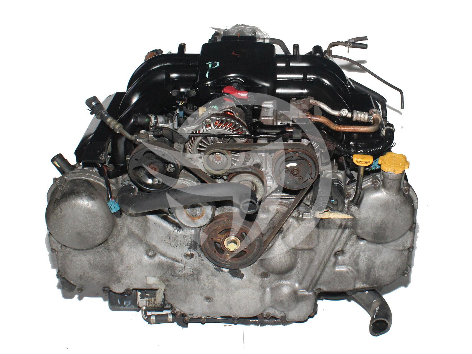 05-09 SUBARU OUTBACK 3 0R 6 CYLINDER ENGINE JDM EZ30D
