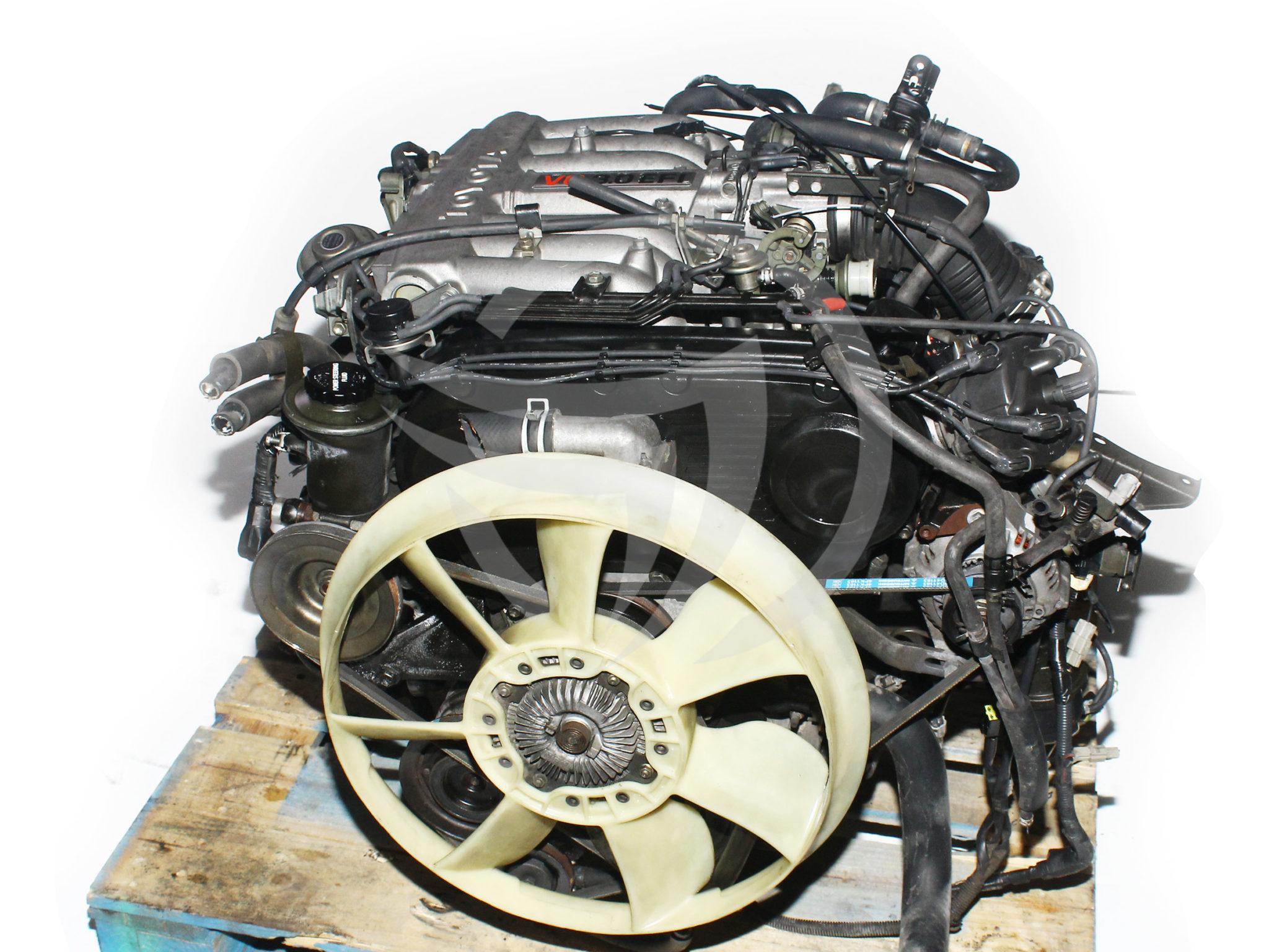 88 95 Toyota 4Runner 3 0L V6 Engine JDM 3VZ-E