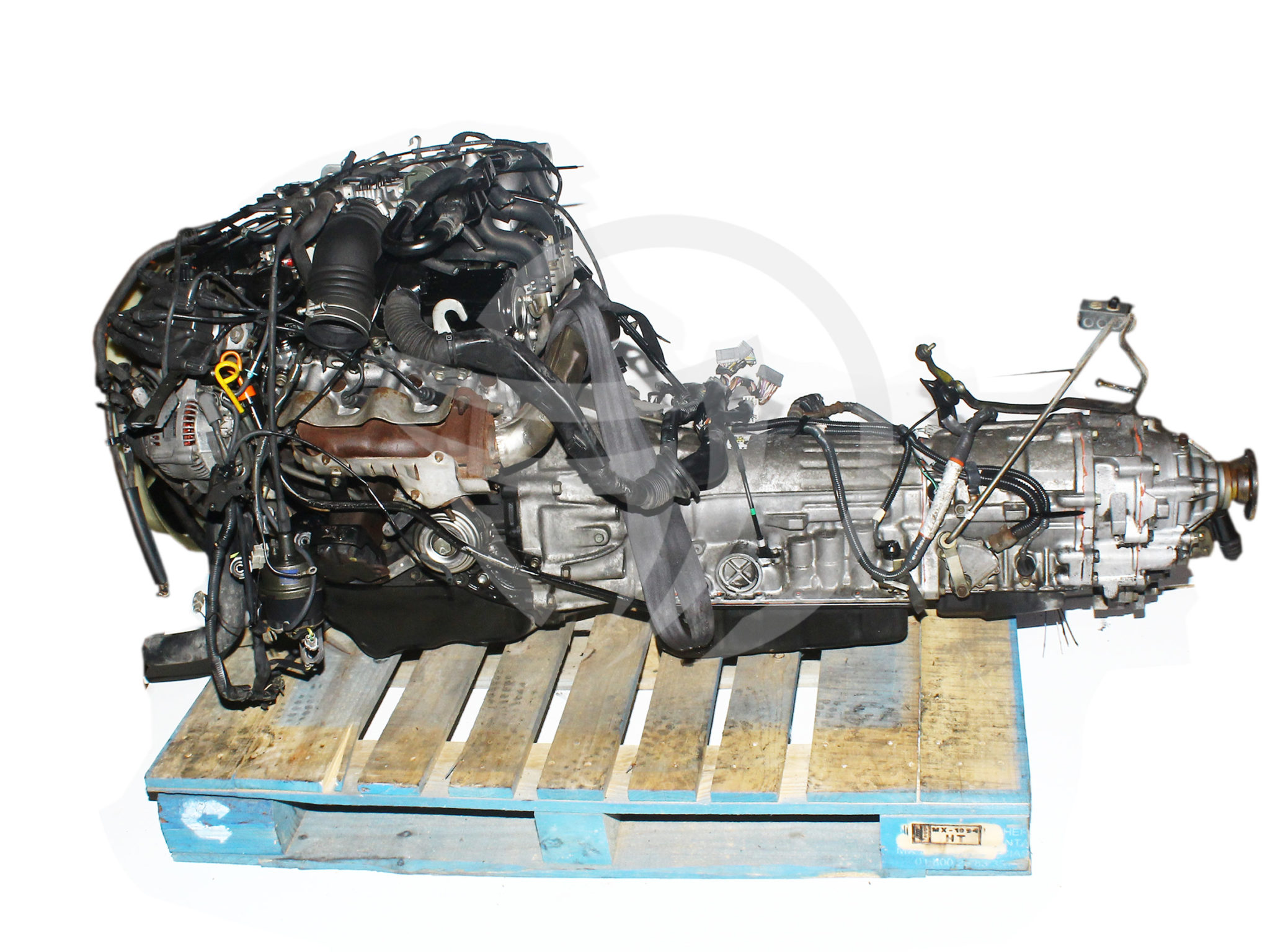 88 95 Toyota 4Runner 3 0L V6 Engine JDM 3VZ-E